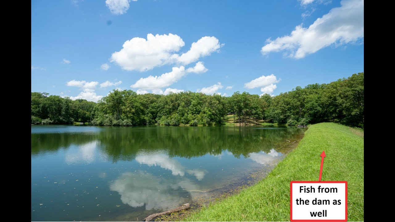 Waterfront Lot with Creek For Sale in Missouri | Private Lake Community in Mo