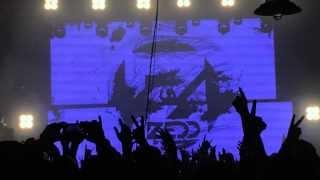 [ZEDD] Empire of the Sun  - Alive Zedd Remix (Live) Houston