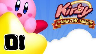 Kirby and the Amazing Mirror - Episode 1
