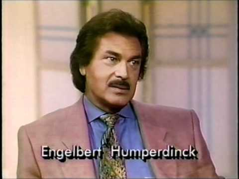Interview with Engelbert Humperdinck in July 1991.wmv