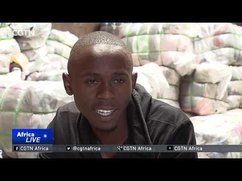 High taxes cripples Kenya's secondhand clothes trade