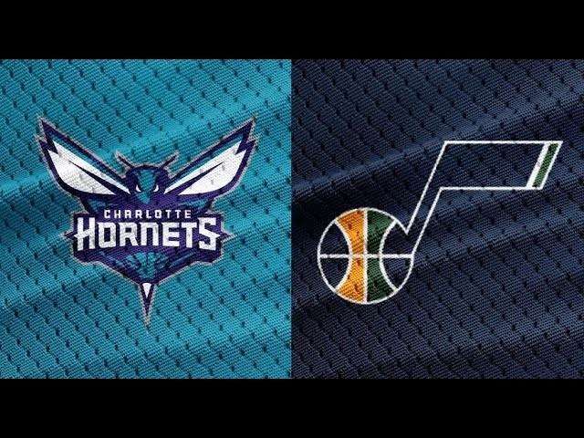 Hornets Fall To The Jazz, 114-107