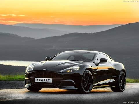 Hire an Aston Martin at PB Supercars