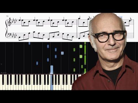 Ludovico Einaudi - Nuvole Bianche - Piano Tutorial