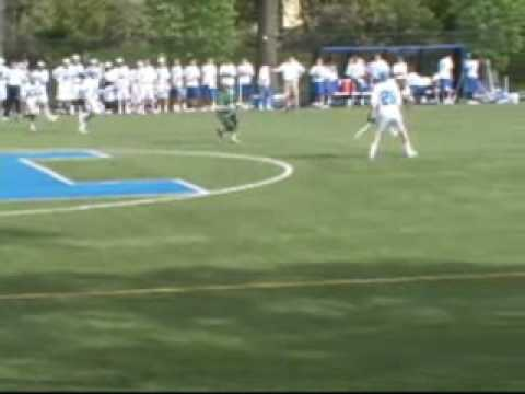 Michael Alaimo Lacrosse Highlights