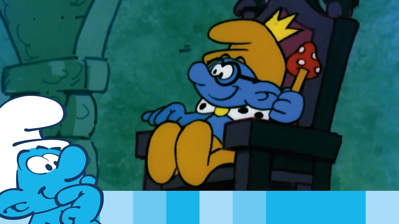 King Smurf The Smurfs Youtube