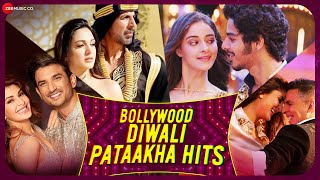 Bollywood Diwali Pataakha Hits - Full Album| Burjkhalifa, Kala Chashma, Sauda Khara Khara, & More