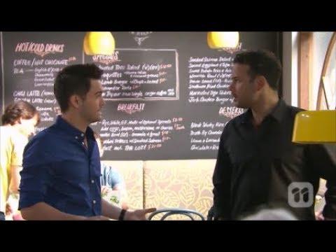 David and Rafael scene ep 7785