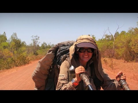 Sarah Marquis details hike from Siberia to Australia in new book