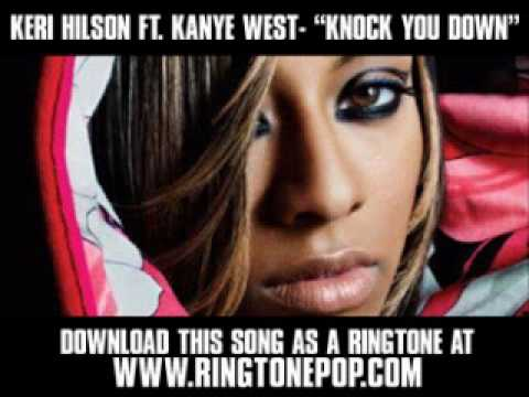 Keri Hilson ft. Kanye West - Knock You Down [ New Video + Lyrics + Download ]