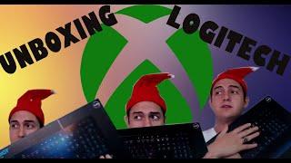 Unboxing Teclado Logitech | Compatible con Xbox One