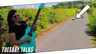 Baixar THE WORLD'S FIRST TOTALLY WIRELESS GUITAR AMP [Tuesday Talks Ep. 77]