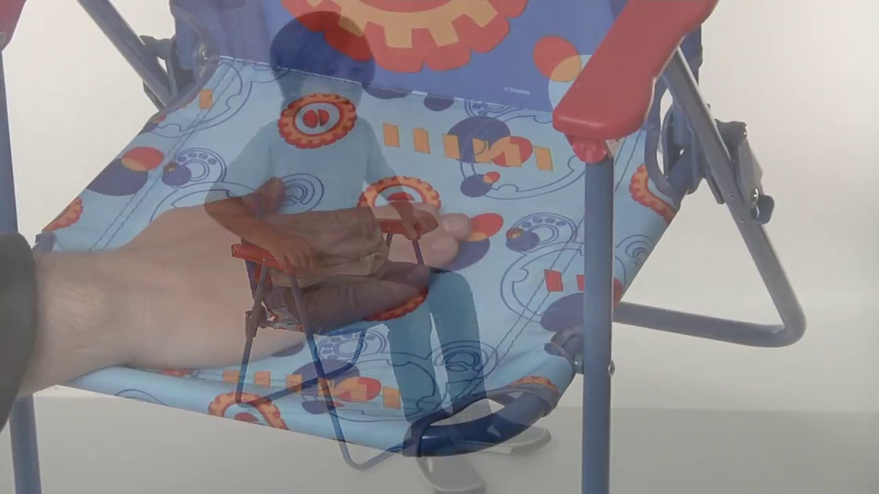 Disney Mickey Mouse Patio Chair & Disney Mickey Mouse Patio Chair - YouTube