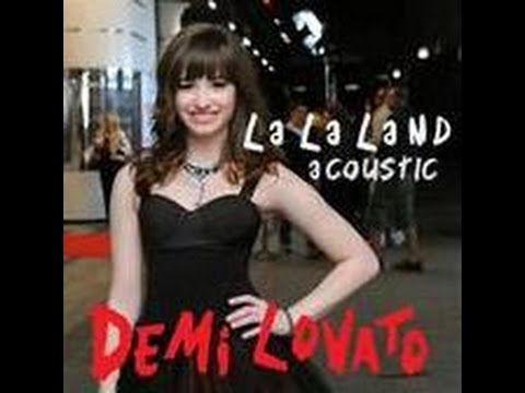 demi lovato la la land piano tutorial youtube. Black Bedroom Furniture Sets. Home Design Ideas