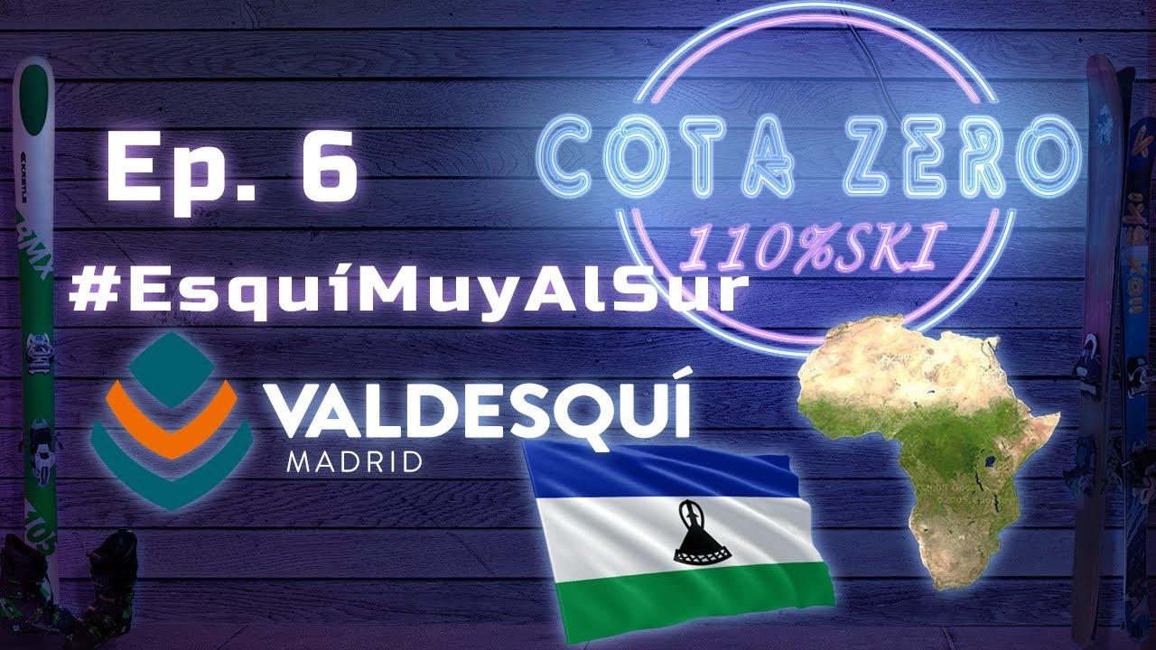 Cota Zero 6: Valdesquí, redes sociales y esquí en Africa!