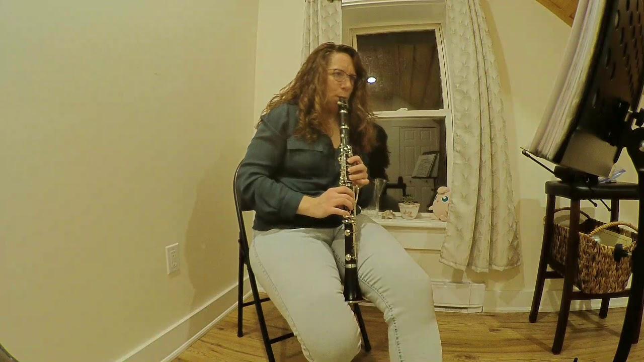 Scheherazade Movement 3 clarinet solo