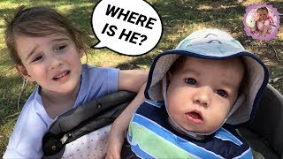 *NAUGHTY REBORN TODDLER LOST AT THE PARK!*  HIDE & SEEK GONE WRONG!