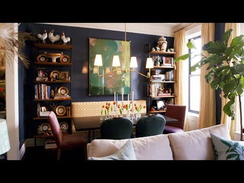 A New York Apartment Packed With Color | Home Tours | House Beautiful thumbnail