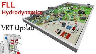VRT Update - FLL Hydrodynamics is now Available!