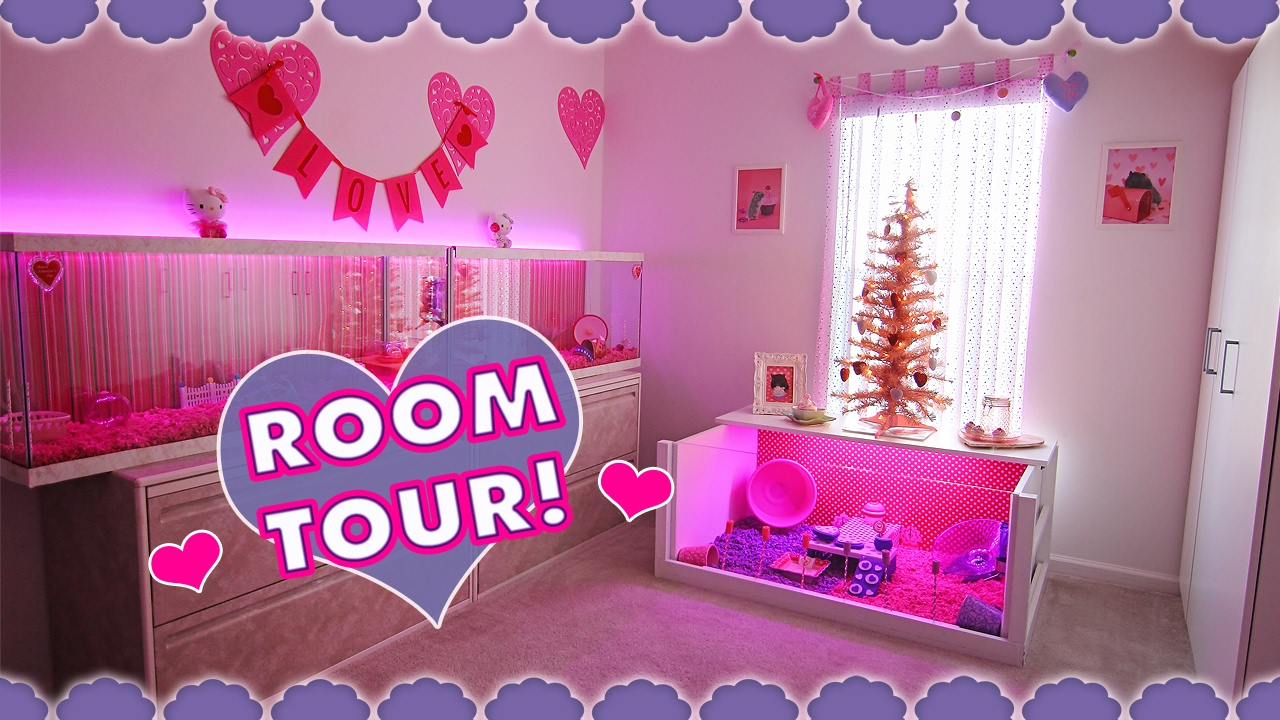 Valentine's Themed Decor! 💖 - YouTube