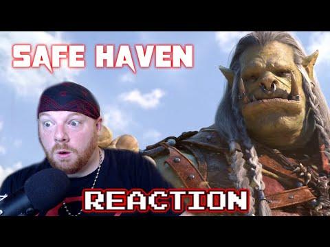 """Safe Haven"" Cinematic - Krimson KB Reacts"
