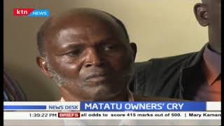 Matatu owners threaten to withdraw membership as a result of police harassment