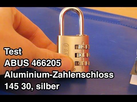 test abus 466205 aluminium zahlenschloss 145 30 abus