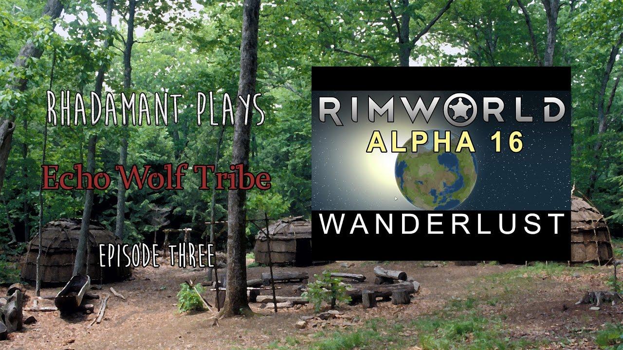 Echo Wolf Tribe Episode Three