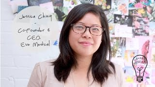 My Aha Moment with Jessica Ching of Eve Medical #MaRSaha
