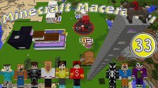 Minecraft Maceraları 33. Bölüm Örümcek Bebeğin İlginç Evi