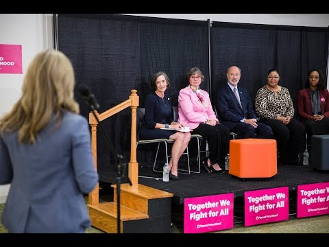 Planned Parenthood for Panel Discussion on Women's Health Care Rights and Access