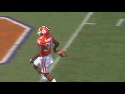 College Football Early Dropped Ball Compilation HD