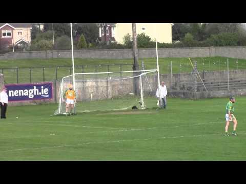 Nenagh Eire Og Toomevara Junior A league 2014