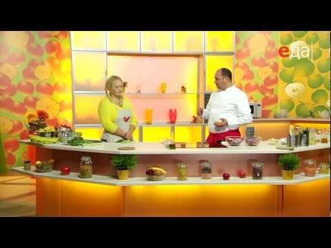 Салат из синей (краснокочанной) капусты видео