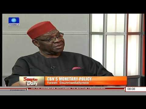 Economy Cannot Perform Without Adequate Funding - Kalu Idika Kalu Pt.1