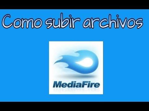 Como Subir Un Archivo a MediaFire 2016/ Bien Explicado