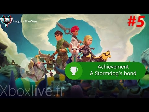 Earthlock: Festival Of Magic - Achievement : A Stormdog's bond