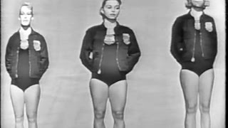 To Tell the Truth - Tugboat captain; Canadian gymnast; PANEL: Polly Bergen (Jan 21, 1958)