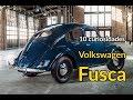 Fusca: 10 curiosidades de um Volkswagen muito querido | Carros do Passado | Best Cars
