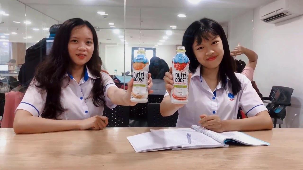 Quảng cáo sữa nutriboost .Có nutriboost không lo tụt mood