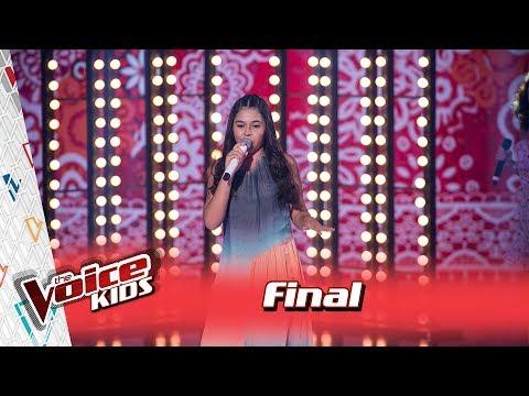 Eduarda Brasil canta 'Frevo de Mulher' na FINAL – 'The Voice Kids Brasil' | 3ª Temporada