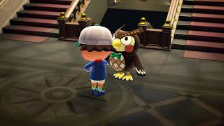 Giving Blathers the RAREST Fish Animal Crossing New Horizons