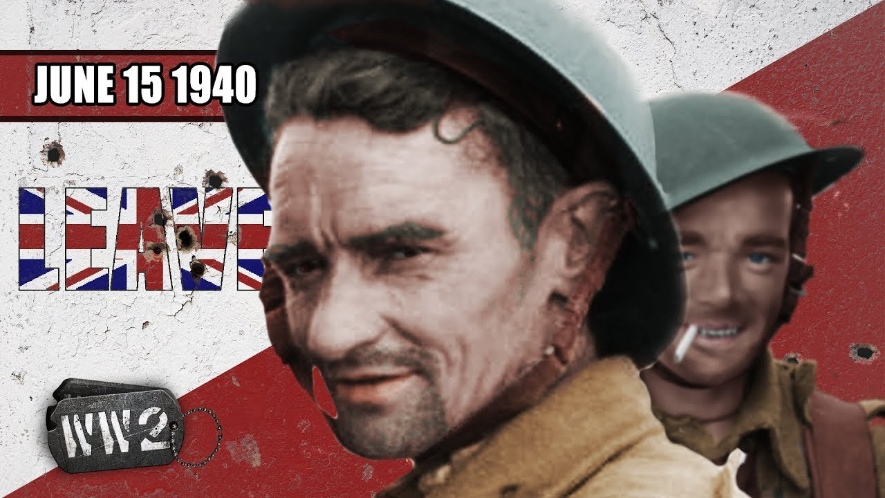 Download 042 - Britain Votes to Leave - WW2 - June 15 1940
