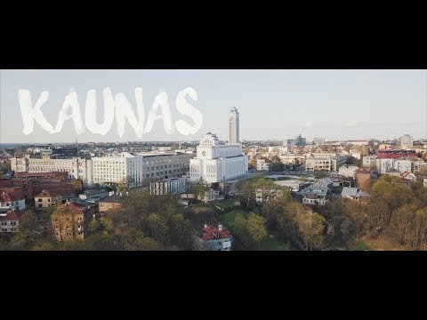 Kaunas Guide, Lithuania 🇱🇹| Wow air travel guide application