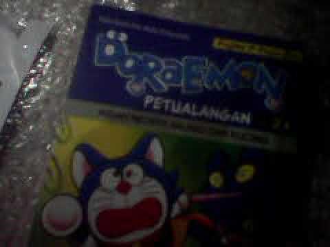 Unboxing Komik Doraemon Petualangan 24