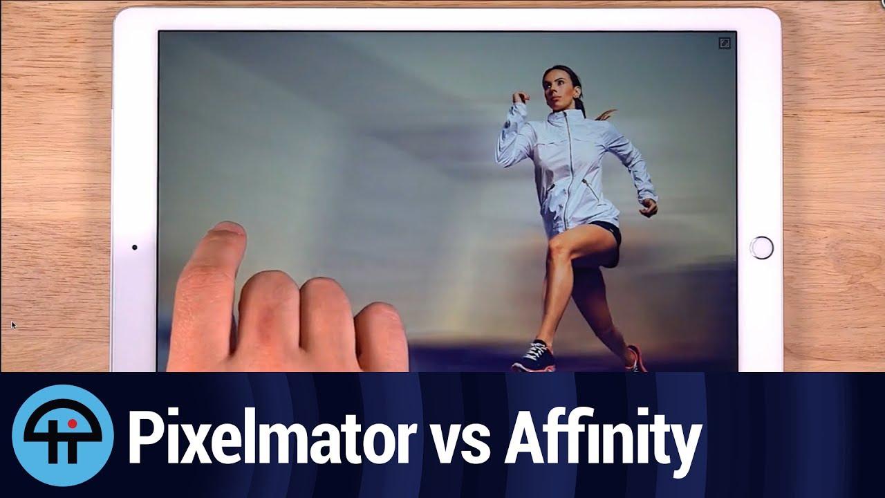 pixelmator photo vs affinity photo