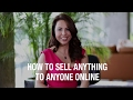 How to Sell Anything to Anyone Online (4 Key Steps to Successful Branding)