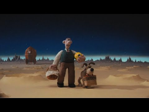 WALLACE AND GROMIT: A GRAND DAY OUT (199