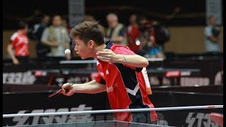 Baixar 2017 US Open Table Tennis Championships - Men's Singles Round of 32 - Table 2 (Afternoon Session)