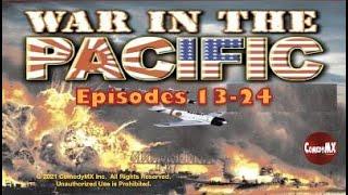 War in the Pacific (1951)   Compilation #2: Episodes 13 - 24   Westbrook Van Voorhis   Kentaro Buma